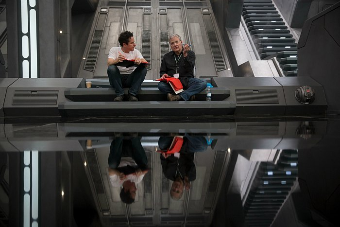 JJ Abrams Star Wars Set