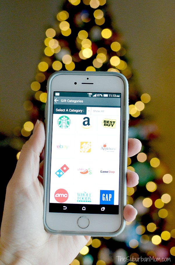 Instant Last-Minute Christmas Gifts With Verizon Message+
