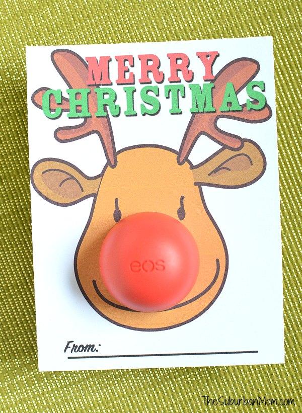Printable Christmas Gift