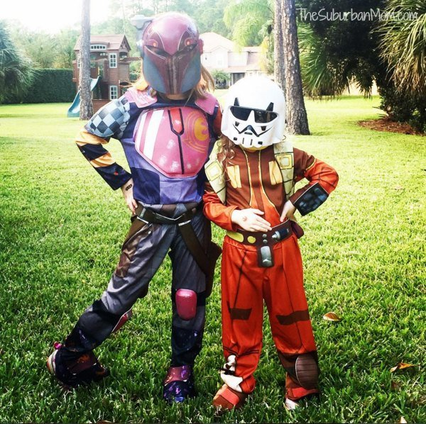 Star Wars Rebels Costumes