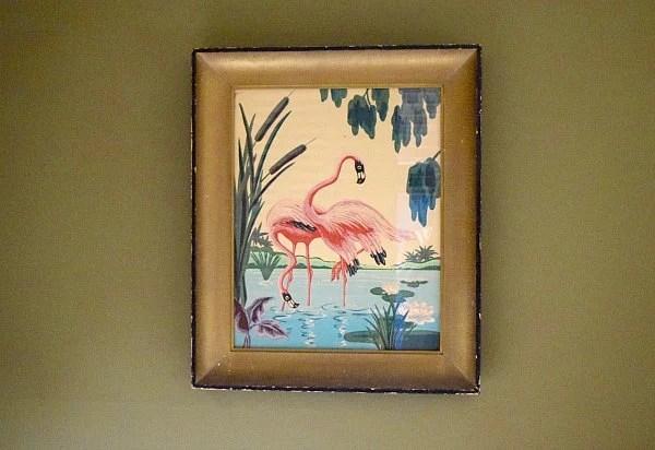 Agent Carter Flamingos
