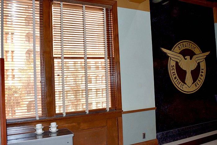 Agent Carter SSR California Office