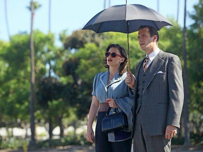 Agent Carter Season 2 Peggy Carter Jarvis