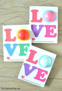 LOVE Card Valentines