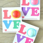 EOS Lip Balm Love Card Printable