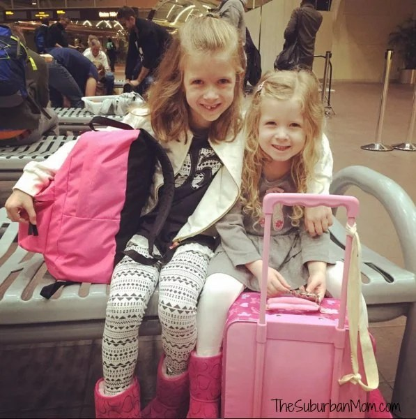 Flying With Kids