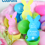 Printable Easter Bunny Coupons