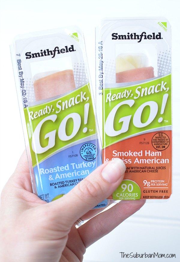 Smithfield Ready Snack Go