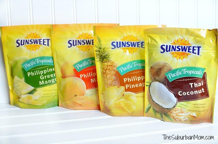 SunSweet Tropical Snacks