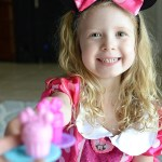 Minnie Mouse Tea Party