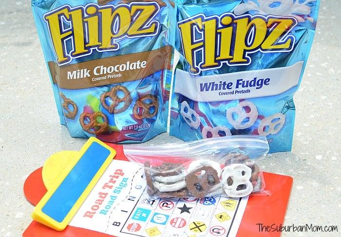 Flipz Road Trip Game