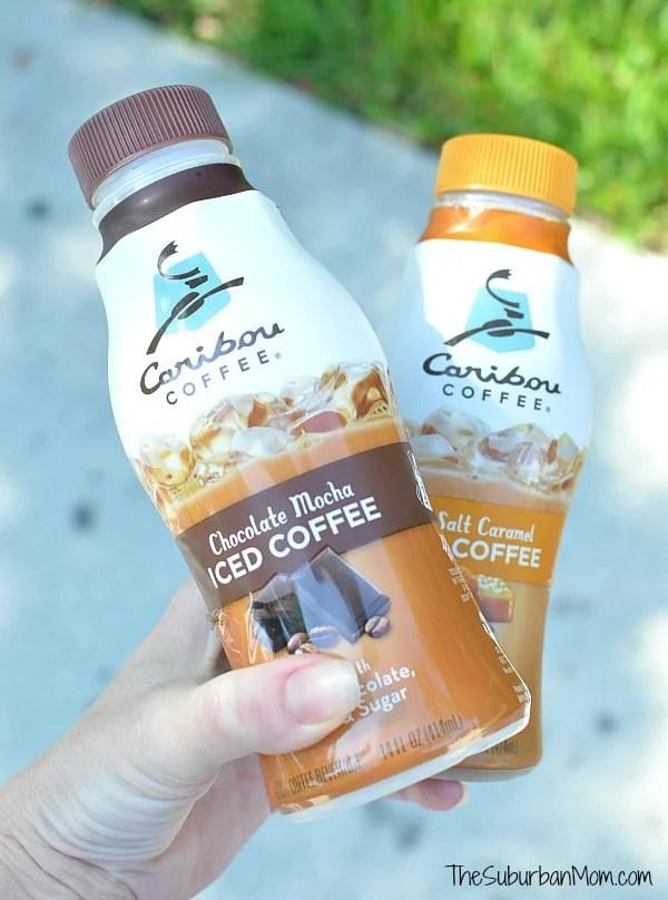 Caribou Iced Coffee