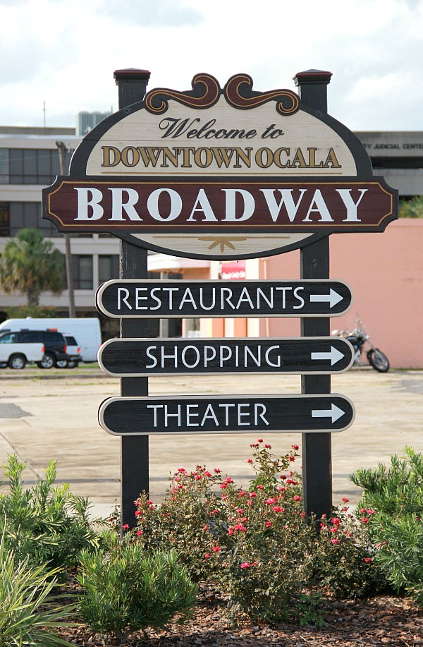 Downtown Ocala