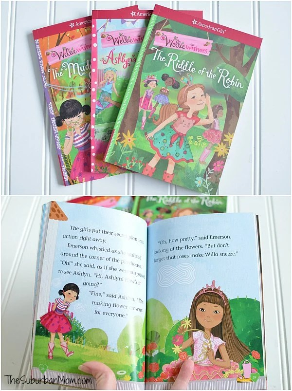 Wellie Wishers Books