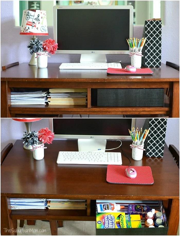 Kids Computer Desk