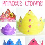 Cereal Box Princess Crown