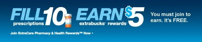 Earn ExtraCare Bucks