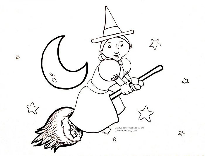 200+ Free Halloween Coloring Pages For Kids The Suburban Mom