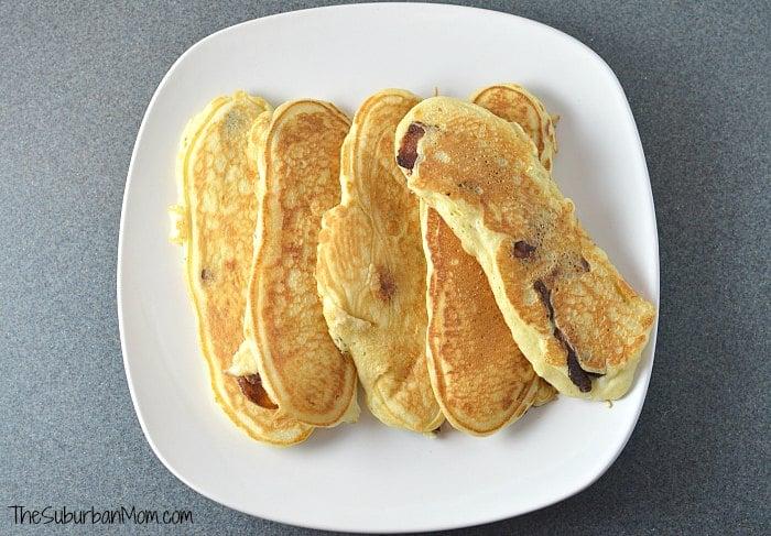 Pancake Bacon Strips