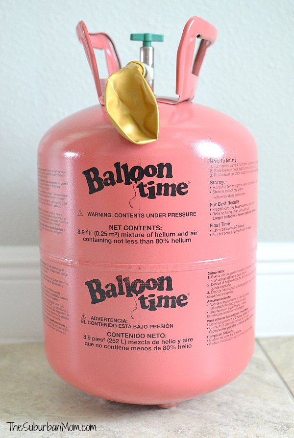 Balloon Time Tank
