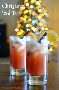 Christmas Iced Tea