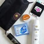 Dove Beauty Bag