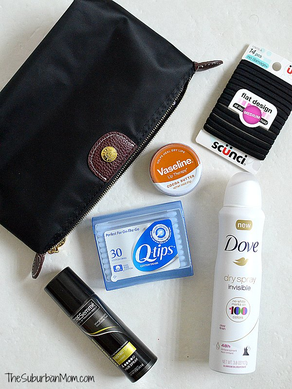 Dove Beauty To-Go Bag