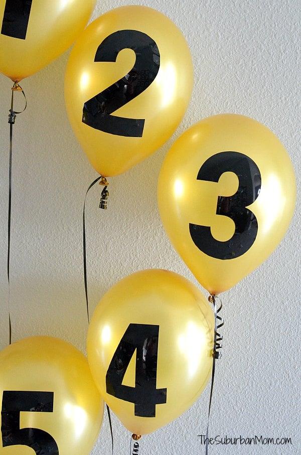 New Years Eve Countdown