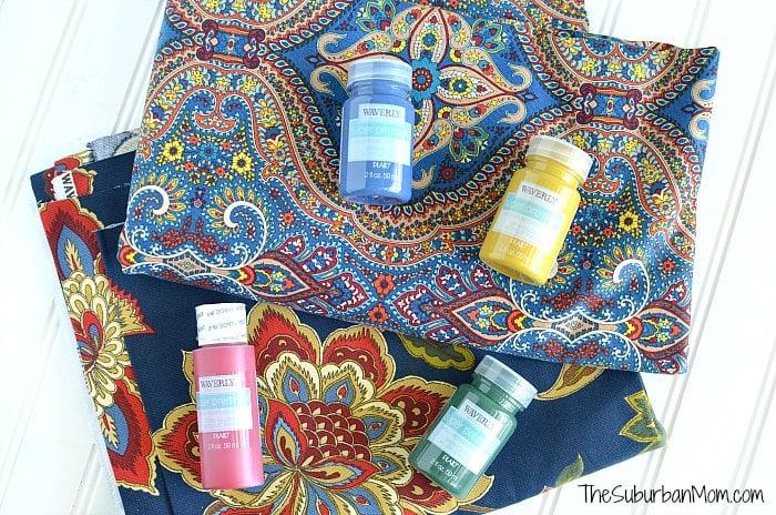 Waverly Inspirations Fabric Paint