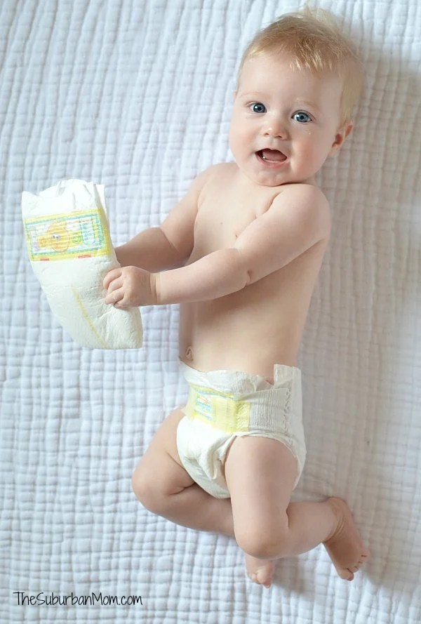Pampers Diaper Baby