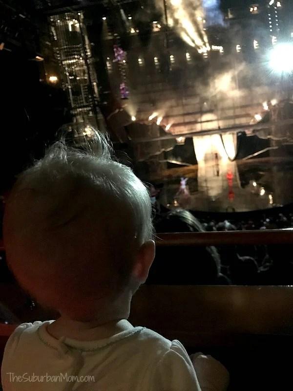 Cirque du Soleil Baby