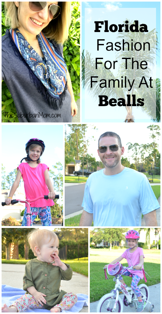 Florida Fashion For the Family at Bealls