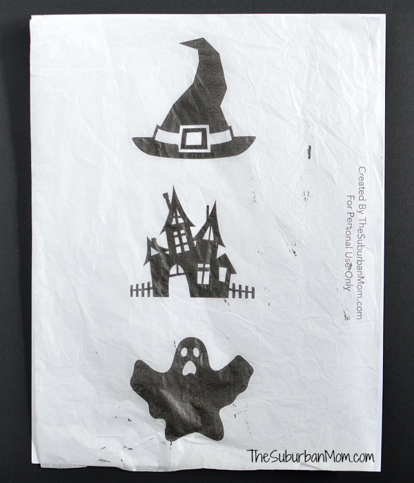 Halloween Silhouette Printable