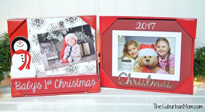 2017 Christmas Frames