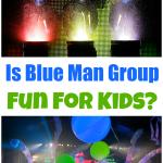 Kids Blue Man Group Orlando Review