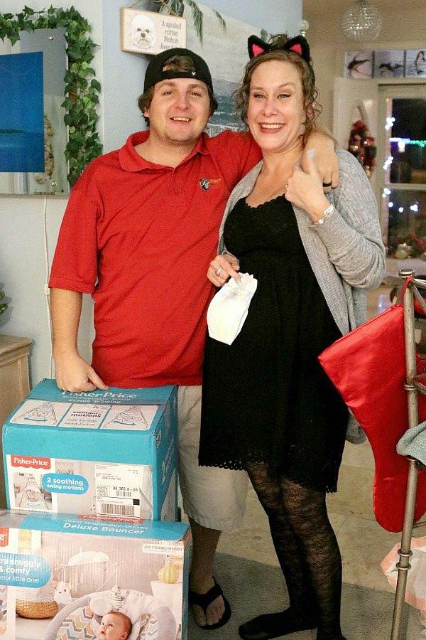 Happy Expecting Couple