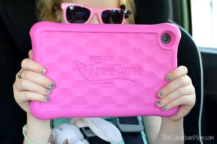 Amazon FreeTime Kids Tablet