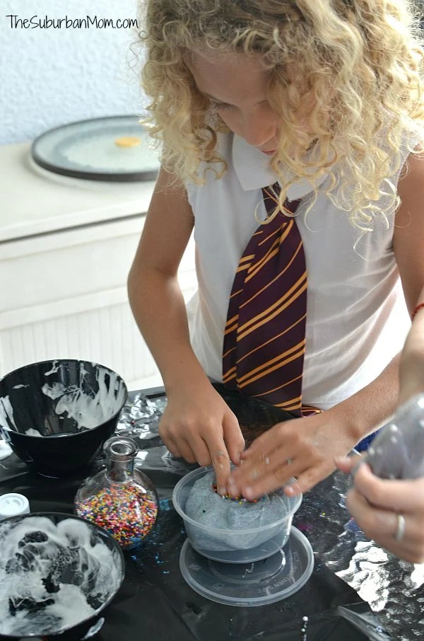 Harry Potter Slime Potions Class
