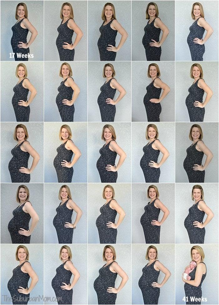 Pregnancy Week By Week Pictures