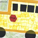 School Bus Kids Craft