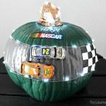 NASCAR Pumpkin – No Carve Pumpkin Decorating