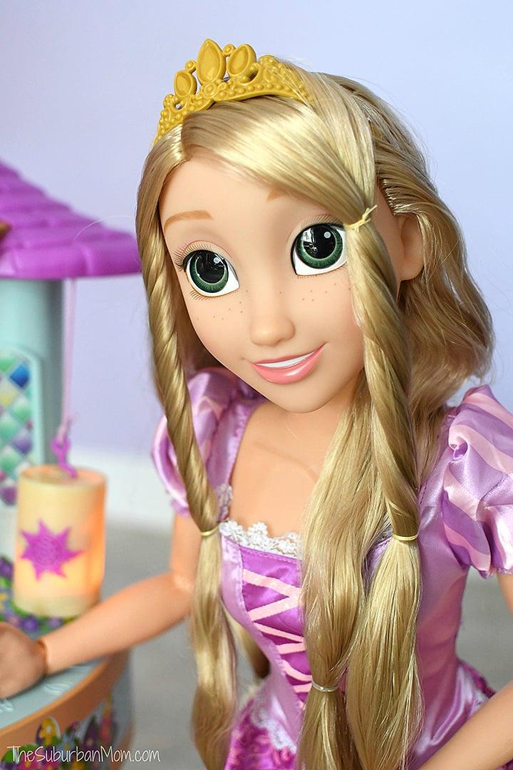 Disney Tangled Rapunzel Doll
