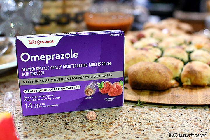 Omeprazole Heartburn Relief
