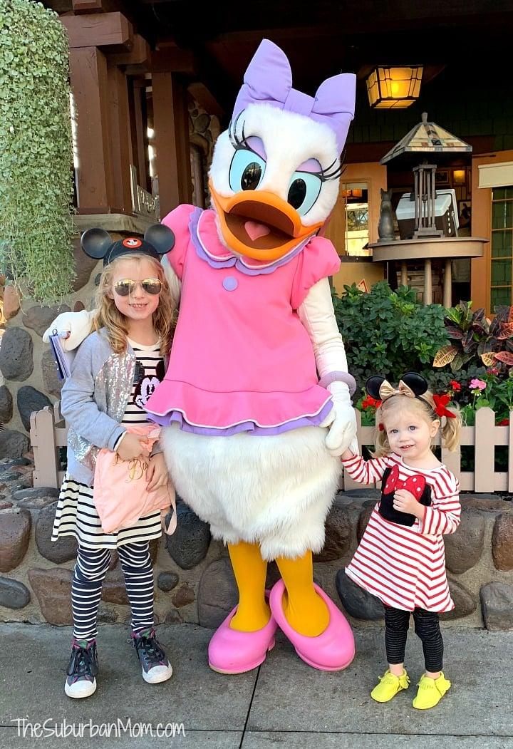 Daisy Duck Hollywood Studios