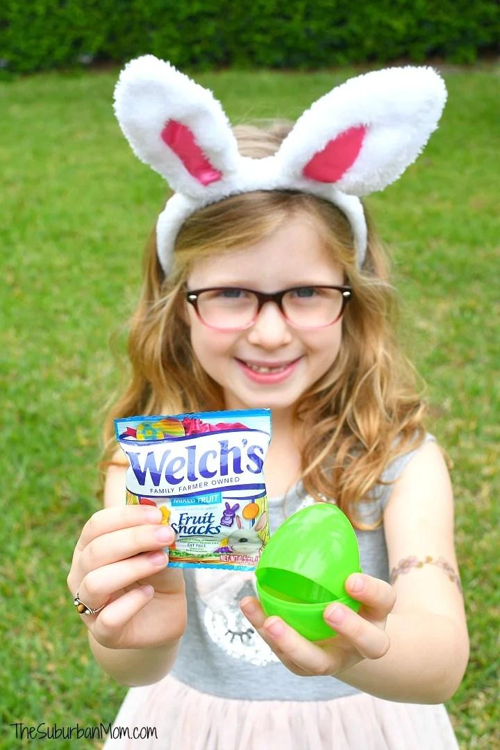 Welch's Fruit Snacks Easter Egg Filler