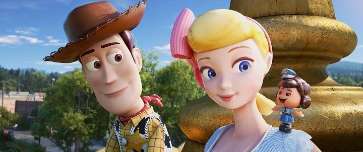 Toy Story 4 Bo Peep Giggle