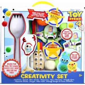 Toy Story 4 Forky Creativity Set