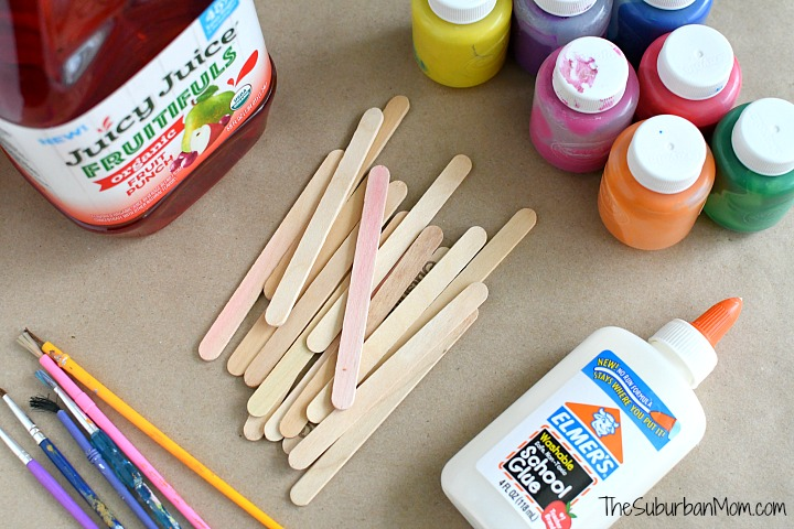 Popsicle Stick Craft Supplies