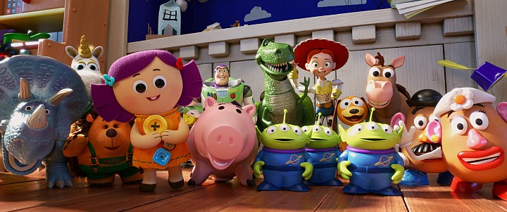 Toy Story 4 Friends