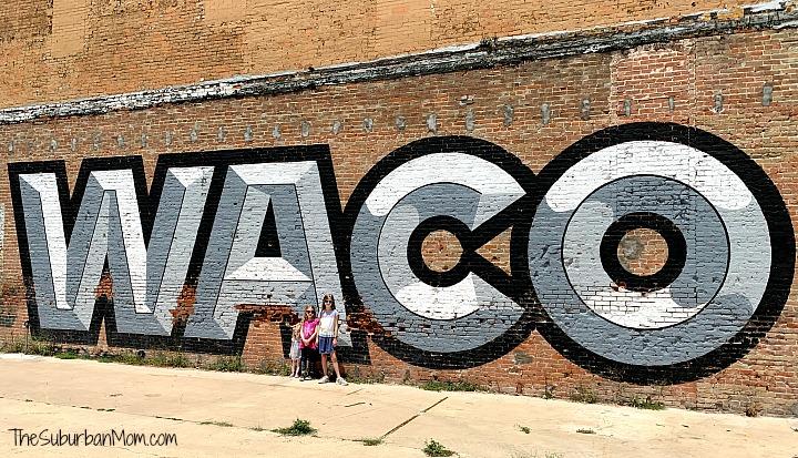 Waco Mural